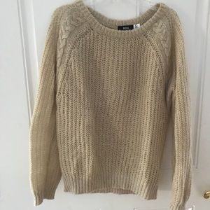 Urban Outfitters BDG Small loose knit sweater